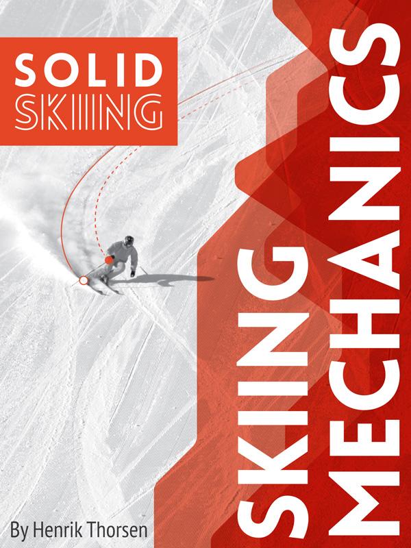 Skibogen, Skiing Mechanics, én af flere skibøger fra Solid Skiing