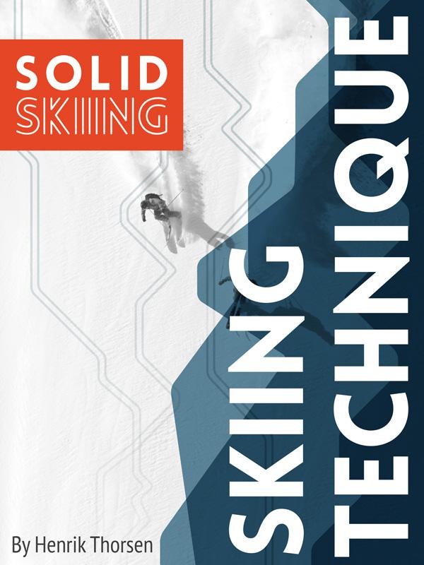 Skibogen, Skiing Technique, én af flere skibøger fra Solid Skiing