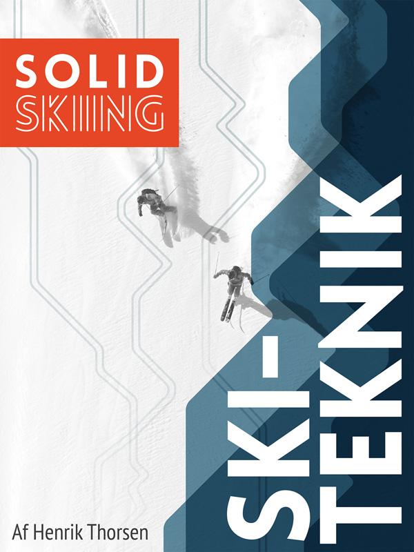 Skibogen, Skiteknik, én af flere skibøger fra Solid Skiing